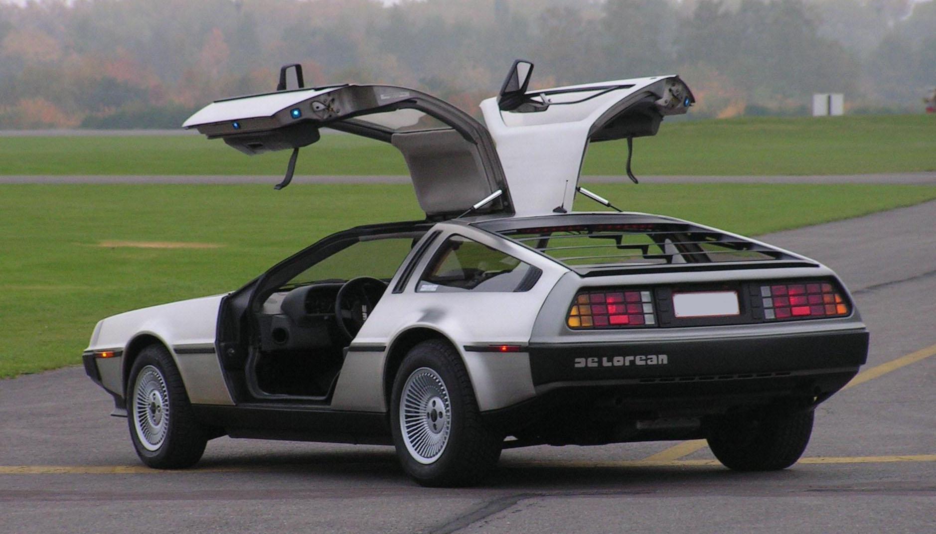 Delorean Sports Car For Sale